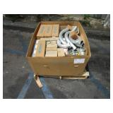 PALLET OF ASSORTED FITTINGS