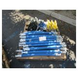 PALLET OF HYDRAULIC HOSES
