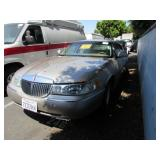 (DEALER ONLY) 2000 LINCOLN TOWN CAR