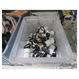 BOX OF SWANN SECURITY CAMERAS