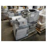 HP  MISCELLANEOUS ASSORTED PALLET OF PRINTERS