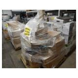 PLANTRONICS  ASSORTED PALLET WITH ELECTRONICS, OFF