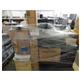 RECEIVERS  PALLET OF ASSORTED ELECTRONICS AND RECE
