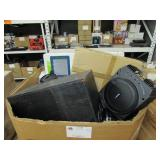ASSORTED ELECTRONIC ITEMS  PALLET OF MISCELLANEOUS