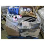 ASSORTED ITEMS  PALLET OF MISCELLANEOUS EQUIPMENT