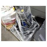 SHARK PALLET OF APPROX. 8 VACUUMS