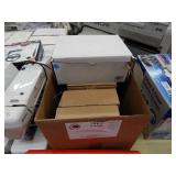 SWANN BOX OF MISCELLANEOUS LCD/ SECURITY SYSTEM