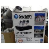 SWANN HD SECURITY CAMS