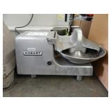 HOBART FOOD CUTTER, STAINLESS STEEL BOWL,