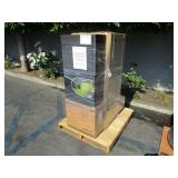 PALLET OF SECURITY CABINETS, FLOOR SAFE, AND  GUN