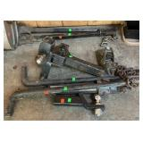 Hitches, Tow Bars