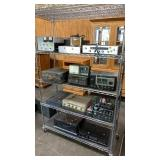 Apx 17 Pcs Misc Vintage Electronics: All Have