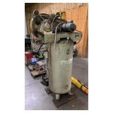 """Airmaster Upright Air Compressor: 67"""" Height"""