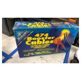 Boxed Booster Cables