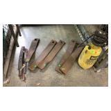 Large Lawnmower Blades, Pump Sprayer,