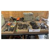 Oil Pump Parts, Air Tools, Grinding Wheels, Clamps