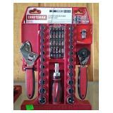 Craftsman 46 Pc Stubby Wrench & Socket Set