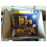 Box Lot Of Assorted New Drill Bits