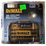 Dewalt 31 Pc Impact Ready Driver Bit Set