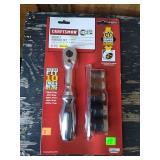 Craftsman 6 Pc Socket Wrench Set