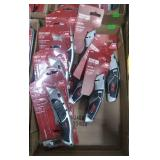 Flat Of Ace Hardware Retractable Utility Knives