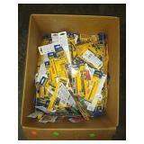 Box Lot Of Drill Bits: Mainly Irwin