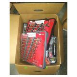 Box Lot Of Assorted Wrenches