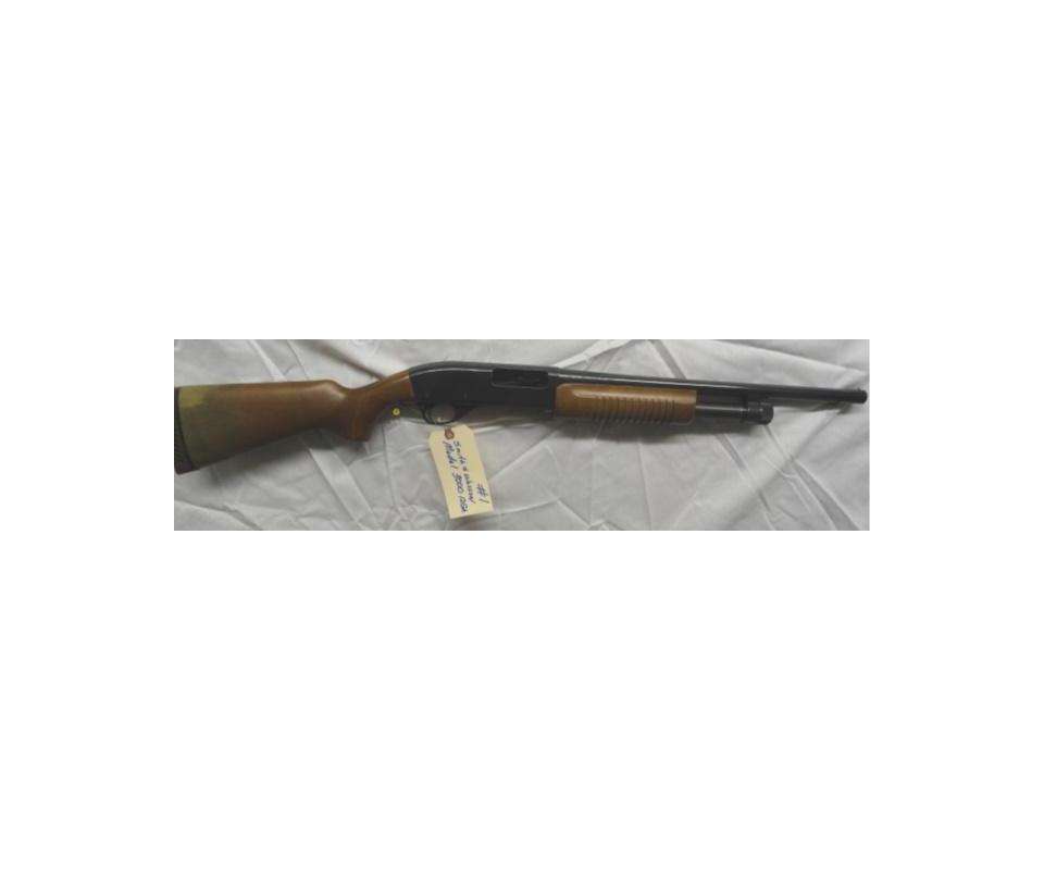 Firearms Auction for Mensendiek Auction Services