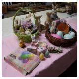 Easter decor group