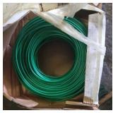 Roll #8 solid TW Green wire, 500 feet