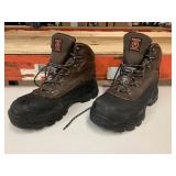 Skechers work boots size 11 used- excellent