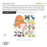 FUN LITTLE TOYS Bug Catcher Kits for Kids with