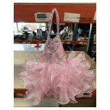 New size 3 girls pageant dress!