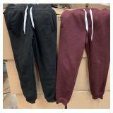 Two pairs SP active SZ medium sweat pants-lightly