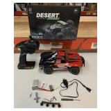 Used...Desert journey RC car with remote max