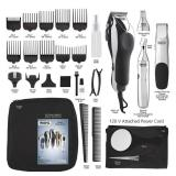 WAHL 30 piece Clipper Home Barber Kit Model