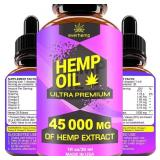 Everhemp - Hemp Oil Drops 45 000 MG - Effective