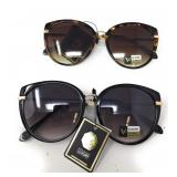 Set of VG Designer Luxury Sunglasses with 100%
