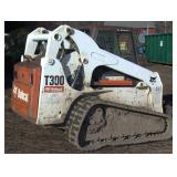 Landscaping Equipment - Skid Loaders
