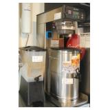 Bunn ITB-DD-0002 5 Gal Iced Tea Brewer,
