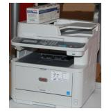 OKI MB461 Copier/Printer/Scanner with toner cartri