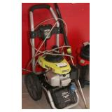 Ryobi 2800 PSI pressure washer with Honda engine