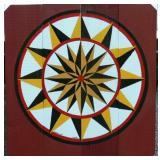 12 Pointed Starburst - Barn Star