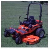 Kubota ZD28F Diesel Zero turn with only 676 hrs