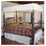 Canopy Rope Bed