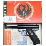 Ruger, Standard RST4, .22 LR,