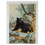 """Big Country Bruin"" by Bob Sopchick limited"