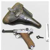 DWM, P08 Luger Police, 9 mm,