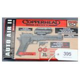 Copperhead Auto Air II CO2 semi auto air pistol in