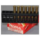 lot of 27 rds. Federal .32 Win. Spc. 170 gr. SP
